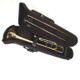 Marcus Bonna Trombone Tenor Trombone Case- Black