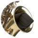 Protec Saxophone Neck and Mouthpiece In Bell Pouch