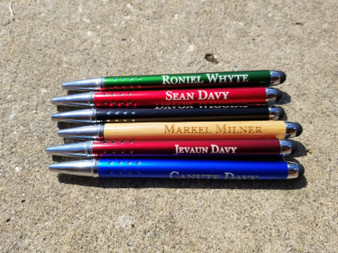 Personalized Pens with Stylus