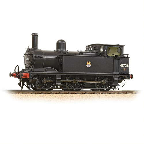 31-435 OO 41726 1F 0-6-0T BR BLACK EARLY EMBLEM