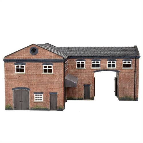 44-0086 OO INDUSTRIAL GATE HOUSE