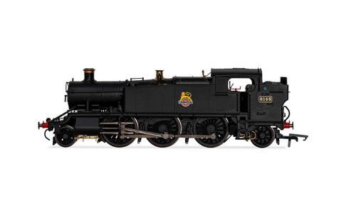 R3723 OO 6145 61XX 2-6-2T BR BLACK EARLY