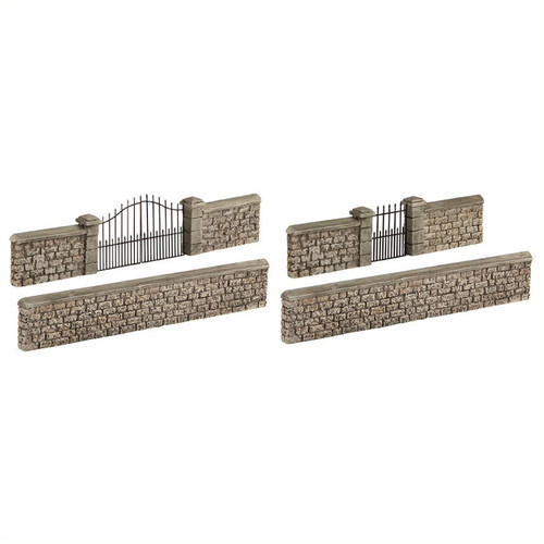 44-555 OO STONE WALLS AND GATES
