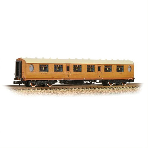 376-200 N 138 THOMPSON FK LNER TEAK