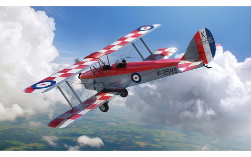 A04104 1/48 TIGER MOTH PLASTIC KIT