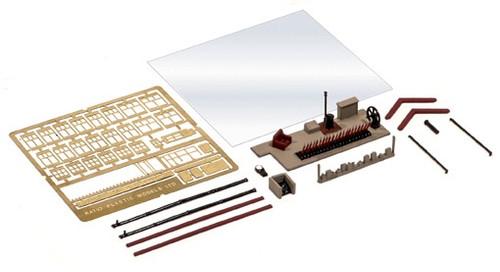 224 N SIGNAL BOX INTERIOR PLASTIC KIT