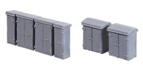 257 N RELAY BOXES