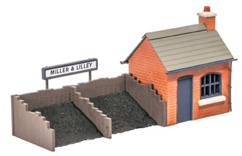532 OO COAL DEPOT/COAL STAITHES/HUT