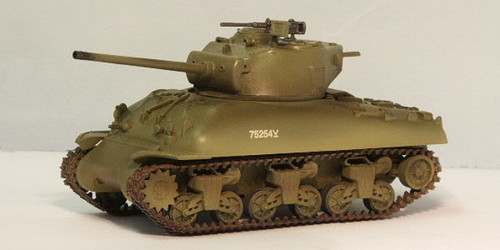 36249 1/72 M4A1 76(W) SHERMAN 7TH ARMOURED75254V