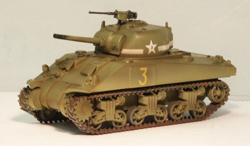 36252 1/72 M4 SHERMAN 1ST ARMOURED
