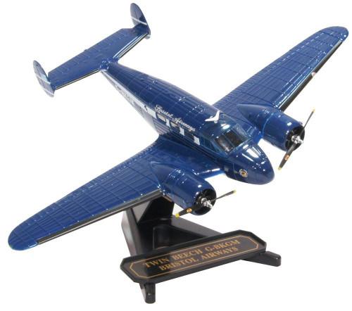 72BE001 1/72 TWIN BEACH G-BKGM BRISTOL AIRWAYS