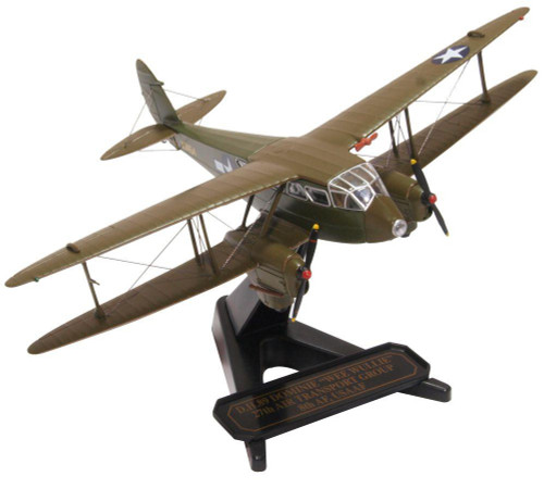 72DR015 1/72 D.H.89 DOMINIE X7454 WEE WULLIE 27 AIR FORCE GROUP USAAF