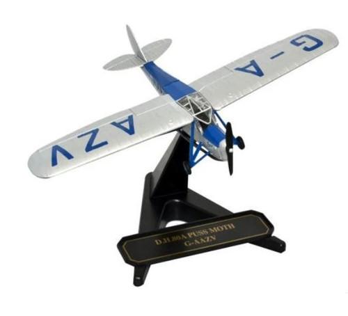 72PM001 1/72 DH80A PUSS MOTH G-AAZV AMY JOHNSON