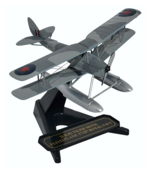 72TM009 1/72DH TIGER MOTH FLOATPLANE ROYAL NAVY T7187