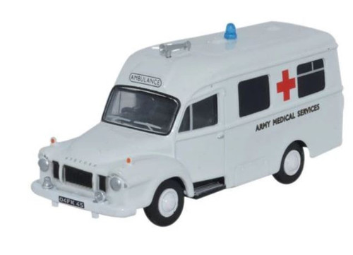76BED006 OO BEDFORD J1 AMBULANCE ARMY MEDICAL SERVICES