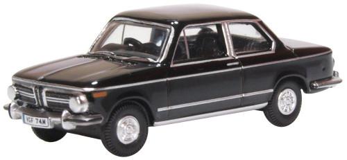 76BM02004 OO BMW 2002 BLACK