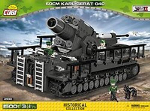 COBI-2530 60CM KARL-GREAT 040 (1500 PIECES)