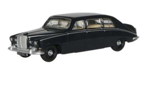 76DS005 OO BLUE DAIMLER LIMO