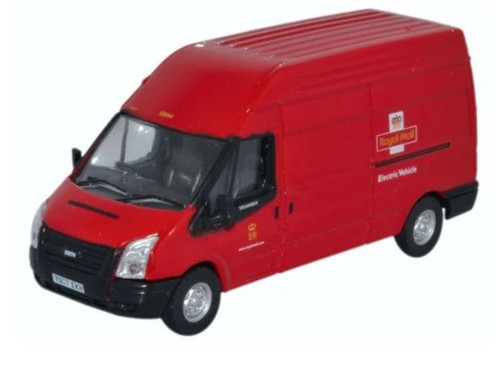 76FT024 OO FORD TRANSIT LWB HIGH ROYAL MAIL