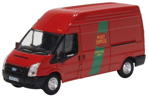 76FT032 OO FORD TRANSIT MK5 POST OFFICE
