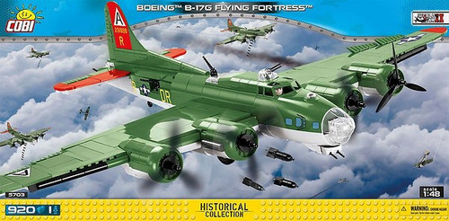 COBI-5703 BOEING B-17G FLYING FORTRESS (920 PIECES)
