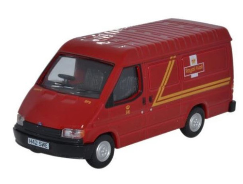76FT3002 OO FORD TRANSIT MK3 ROYAL MAIL