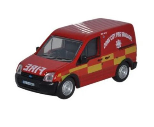 76FTC003 OO FORD TRANSIT CONNECT CORK CITY FIRE BRIGADE