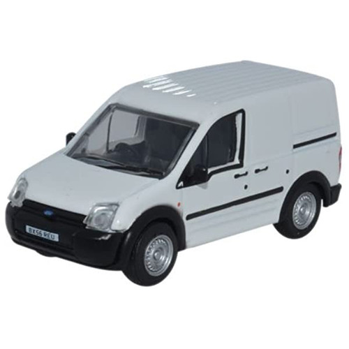 76FTC005 OO FORD TRANSIT CONNECT WHITE