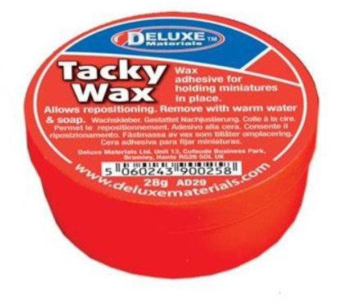 DLAD-29 TACKY WAX