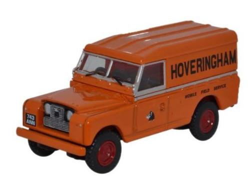 76LAN2005 OO HOVERINGHAM LAND ROVER SERIES II LWB HARD TOP