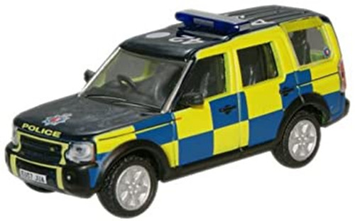 76LRD001 OO ESSEX POLICE LAND ROVER DISCOVERY