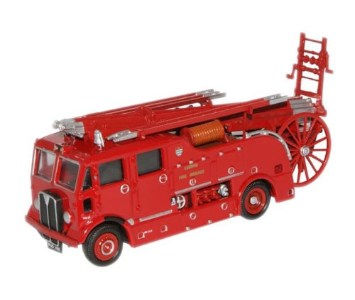 76REG001 OO LONDON FIRE AEC REGENT III