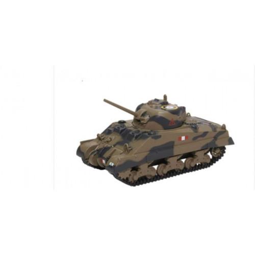 76SM002 OO SHERMAN TANK MK III ROYAL SCOTS GREYS ITALY 1943