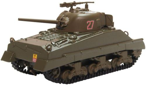 76SM004 OO SHERMAN MKIII 4TH/7TH DRAGOON GUARDS FRANCE 1944