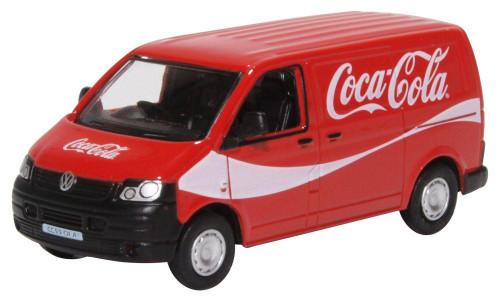 76T5V003CC OO VW T5 VAN COCA-COLA