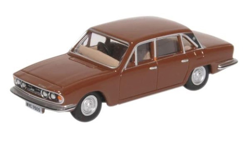 76TP005 OO TRIUMPH 2500 RUSSET BROWN