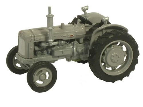 76TRAC004 OO GREY FORDSON TRACTOR