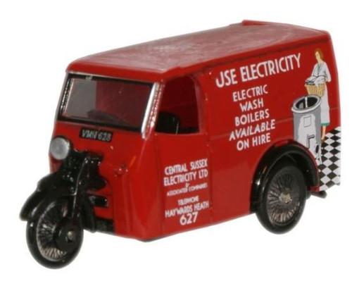 76TV005 OO TRICYCLE VAN ELECTRICITY