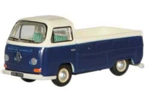 76VW006 OO GREEN/WHITE VW PICKUP