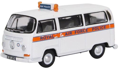 76VW031 OO VW BAY WINDOW RAF POLICE