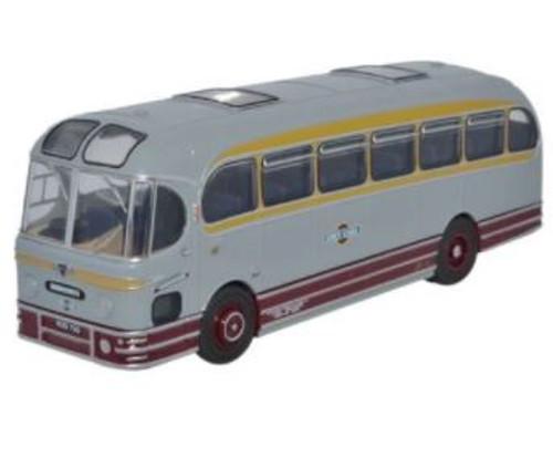 76WFA002 OO WEYMANN FANFARE AEC GREY CARS