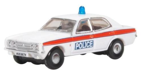 NCOR004 N FORD CORTINA MKIII DEVON AND CORNWALL POLICE