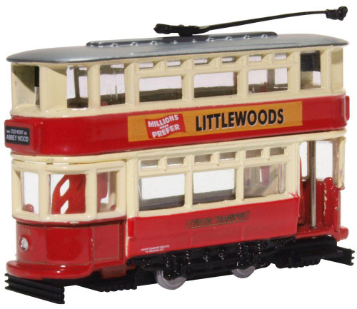 NTR008 N TRAM LONDON TRANSPORT