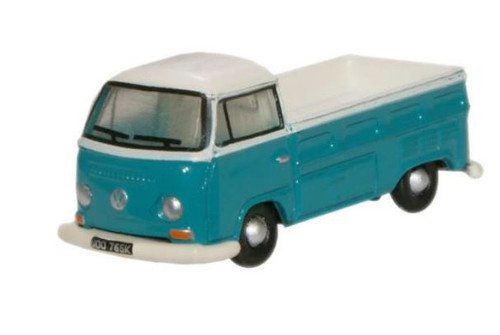 NVW006 N EMERALD GREEN ARCONA WHITE VW PICK UP