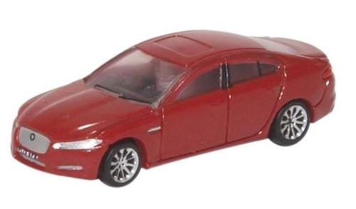 NXF001 N JAGUAR XF CARNELIAN RED