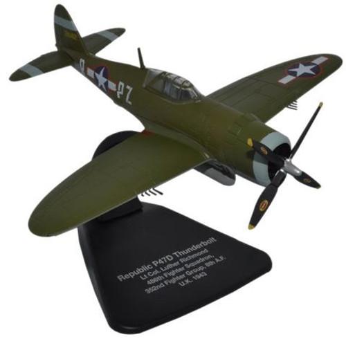ODAC063 1/72 P47D THUNDERBOLT PZ-R USAAF 352ND FIGHTER GROUP 1943