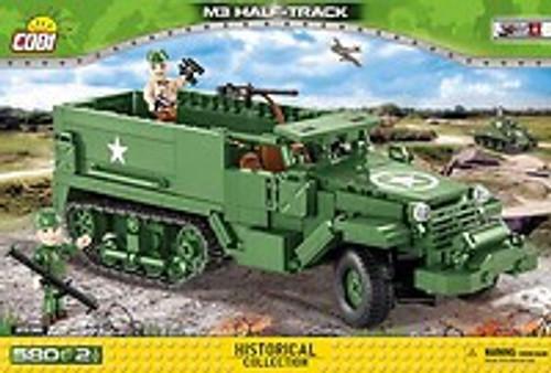 COBI-2536 M3 HALF TRACK (575 PIECES)