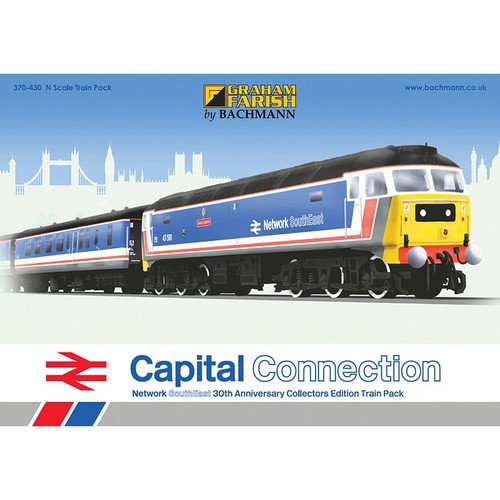 370-430 N CAPITAL CONNECTION TRAIN PACK