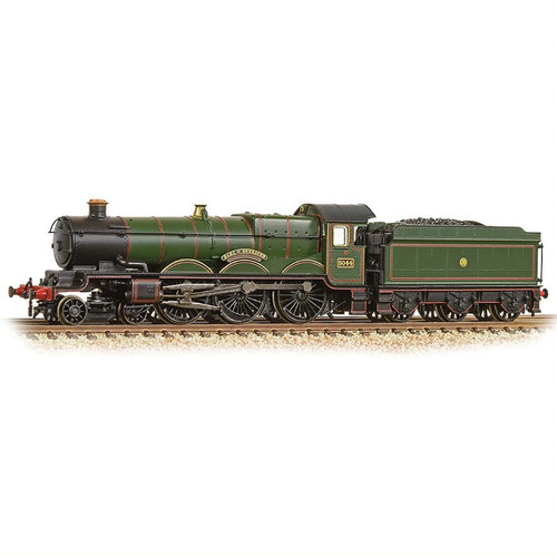 372-030 N 5044 4-6-0 CASTLE GWR GREEN EARL OF DUNRAVEN
