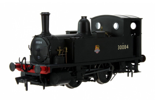 4S-018-011 OO 30084 B4 0-4-0T BR BLACK EARLY